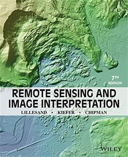 Remote Sensing and Image Interpretation 7 9781118343289