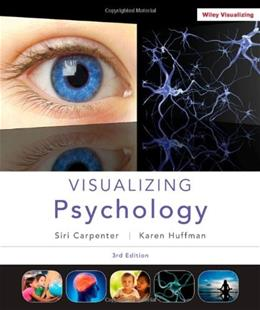 Visualizing Psychology 3 9781118388068