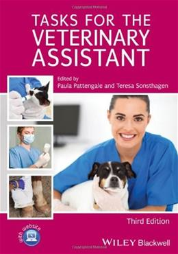 Tasks for the Veterinary Assistant 3 9781118440780