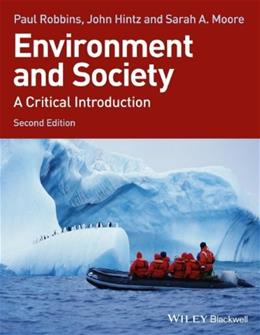 Environment and Society: A Critical Introduction 2 9781118451564