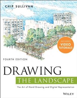 Drawing the Landscape, by Sullivan, 4th Edition 4 PKG 9781118454817