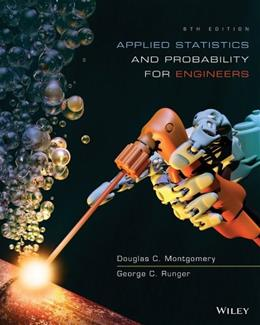 Applied Statistics and Probability for Engineers 6 9781118539712