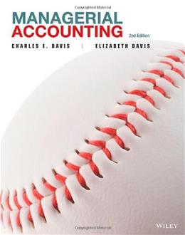 Managerial Accounting 2 9781118548639