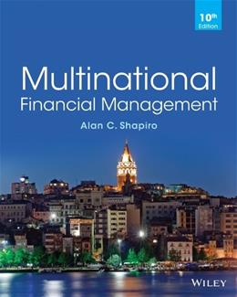 Multinational Financial Management 10 9781118572382