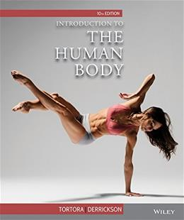 Introduction to the Human Body 10 9781118583180