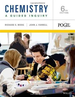 Chemistry: A Guided Inquiry 6 9781118640043