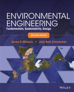 Environmental Engineering: Fundamentals, Sustainability, Design 2 9781118741498