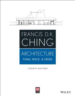 Architecture: Form, Space, and Order 4 PKG 9781118745083