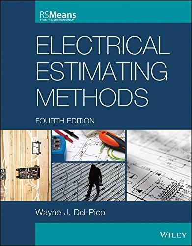 Electrical Estimating Methods, by Del Pico 9781118766989