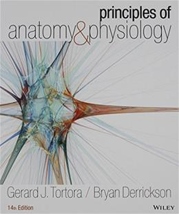 Principles of Anatomy and Physiology 14e with Atlas of the Skeleton Set 14 PKG 9781118774564