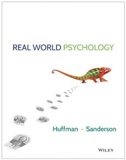 Real World Psychology, Binder Ready Version 1 9781118797778