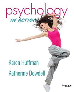 Psychology in Action 11 9781118801536