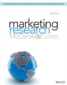 Marketing Research 10 PKG 9781118808849