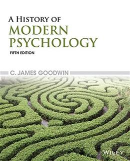 A History of Modern Psychology 5 9781118833759