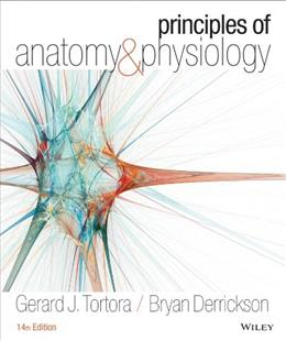 Principles of Anatomy and Physiology 14e Binder Ready Version + WileyPLUS Registration Card 14 PKG 9781118866306