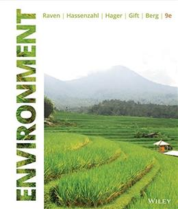 Environment, 9th Edition 9781118875827
