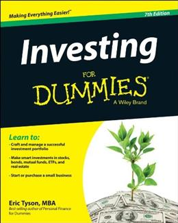 INVESTING FOR DUMMIES 7 9781118884928