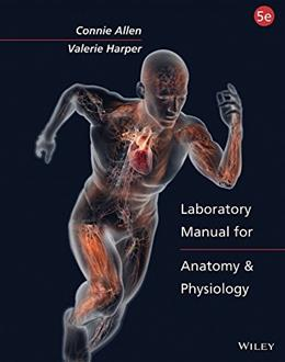Anatomy and Physiology, by Allen, 5th Binder Ready Version, Lab Manual 5 PKG 9781118894866