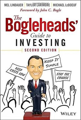 Bogleheads Guide to Investing, by Larimore, 2nd Edition 9781118921289
