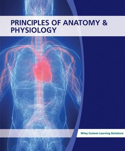 Principles Of Anatomy And Physiology By Tortora 14th Custom