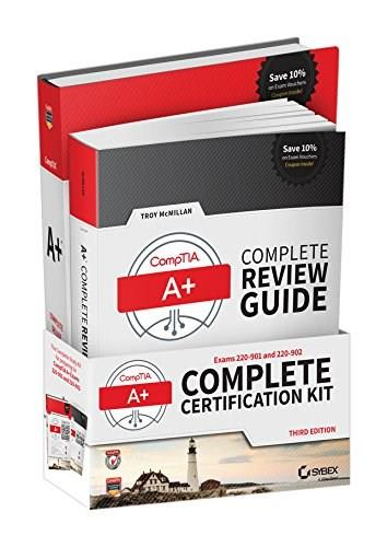 CompTIA A+ Complete Certification Kit: Exams 220-901 and 220-902 3 9781119139744