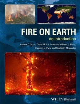 Fire on Earth: An Introduction, by Scott 9781119953562