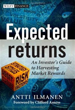 Expected Returns, by Ilmanen 9781119990727