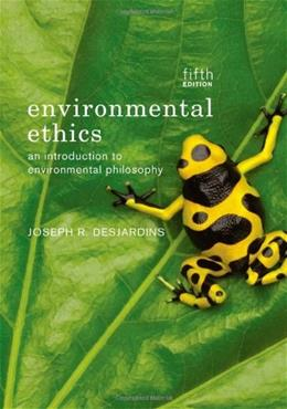 Environmental Ethics 5 9781133049975