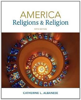 America: Religions and Religion, 5th Edition 9781133050025