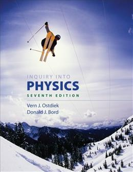 Inquiry into Physics 7 9781133104681