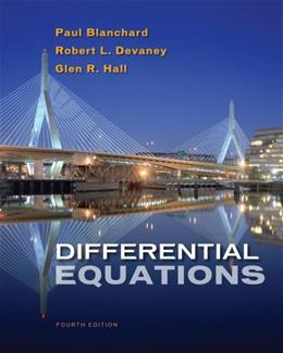 Differential Equations (with DE Tools Printed Access Card) 4 PKG 9781133109037