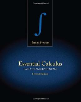 Essential Calculus: Early Transcendentals 2 9781133112280