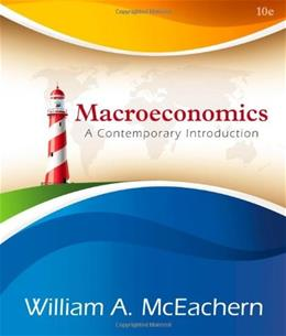 Macroeconomics: A Contemporary Introduction 10 9781133188131