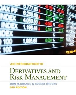 Introduction to Derivatives and Risk Management 9 PKG 9781133190196