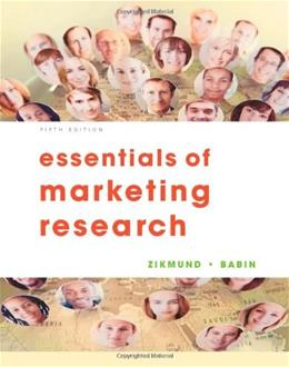 Essentials of Marketing Research (with Qualtrics Printed Access Card) 5 PKG 9781133190646