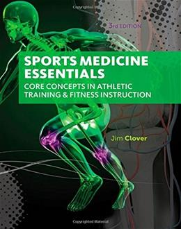 Sports Medicine Essentials: Core Concepts in Athletic Training & Fitness Instruction 3 PKG 9781133281245