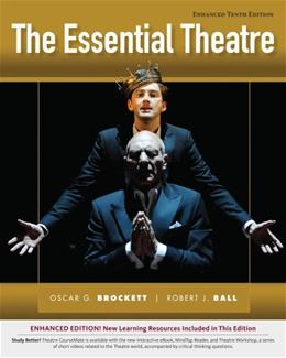 The Essential Theatre, Enhanced 10 9781133307280