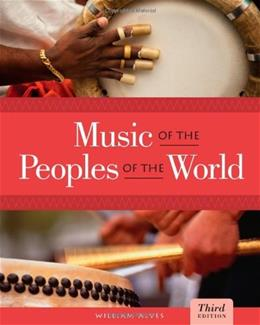 Music of the Peoples of the World 3 9781133307945