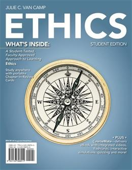 ETHICS, by Van Camp PKG 9781133308911
