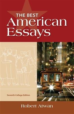 The Best American Essays, College Edition 7 9781133310341