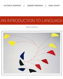 An Introduction to Language 10 9781133310686