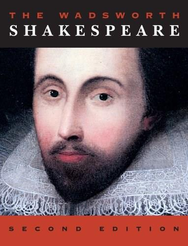 Riverside Shakespeare, by Evans, 2nd Edition 9781133316275