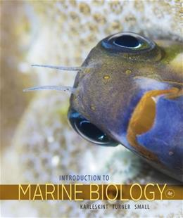 Introduction to Marine Biology 4 9781133364467