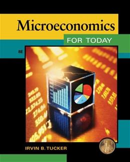 Microeconomics for Today 8 9781133435068