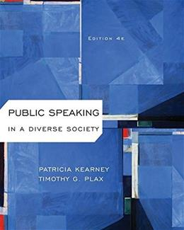 Public Speaking in Diverse Society 4 9781133523208