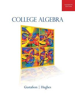 Bundle: College Algebra, 11th + Enhanced WebAssign Printed Access Card for Pre-Calculus & College Algebra, Single-Term Courses 9781133537403