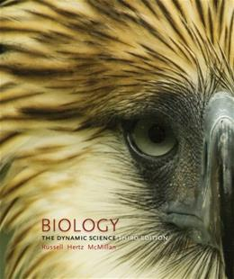 Biology: The Dynamic Science, by Russell, 3rd Edition 9781133587552