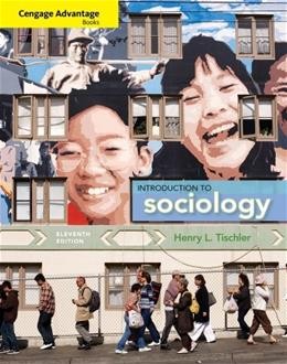 Cengage Advantage Books: Introduction to Sociology 11 9781133588085