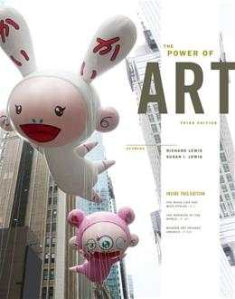 The Power of Art (with CourseMate Printed Access Card) 3 PKG 9781133589716