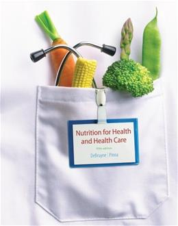 Nutrition for Health and Healthcare 5 9781133599111